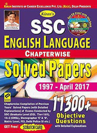 Kiran's SSC English Language Chapterwise Solved Papers 11300+ Objective Questions – English - 1920