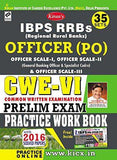 Kiran's IBPS RRBS Officer (PO) CWE – VI Preliminary Exam Practice Work Book with Scratch Card - 1937