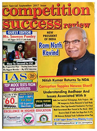 Competition Success Review (C.S.R) Monthly Magazine