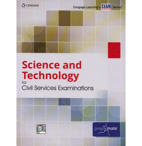 Cengage Learning's [Science and Technology for Civil Services Examinations (English), Paperback] by Cengage Team