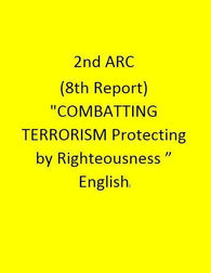 "2nd ARC(8th Report) ""COMBATTING TERRORISM Protecting by Righteousness - English"