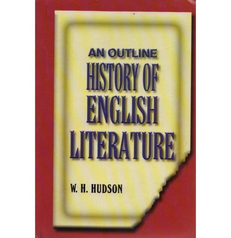 An Outline History Of English Literature