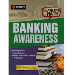 Arihant Publication [Banking Awareness (Eng.)] Compiled by Rohit Singh and Roshan Kr. Singh