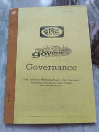 शासन (Governance) Printed Notes -Hindi Medium(Drishti IAS Notes)