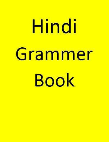Hindi Grammer Book