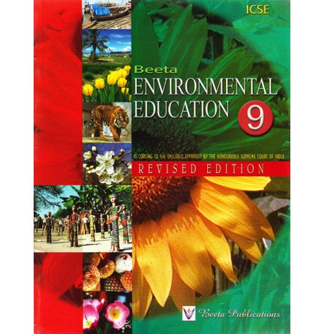 [Environmental Education according to ICSE Examinations (English), 9th Class