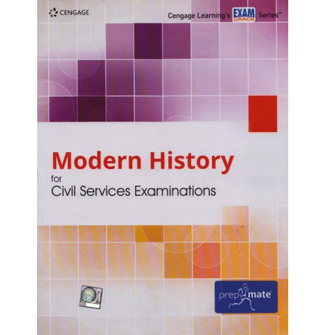 Modern History for Civil Services Examinations (English)
