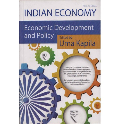 Indian Economy (Economic Development and Policy) (English)