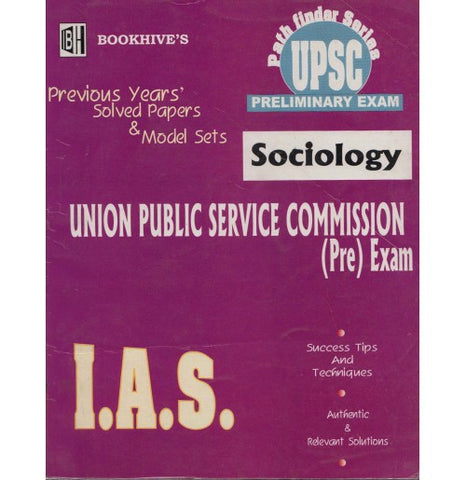 UPSC Preliminary Exam SOCIOLOGY (English)