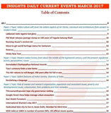 Insights on India – Daily Current Events – March 2017