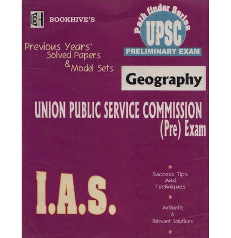 UPSC Preliminary Exam GEOGRAPHY (English)