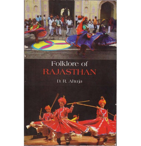 Folklore of RAJASTHAN (English)