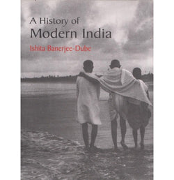 A History of Modern India (English)