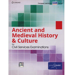 Ancient and Medieval History & Culture for Civil Services Examinations (English)