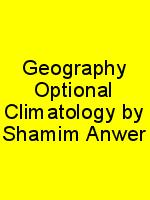 Geography Optional Climatology by Shamim Anwer N