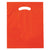 FOLD-OVER REINFORCED DIE CUT BAG - 12DC1215