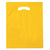 FOLD-OVER REINFORCED DIE CUT BAG - 12DC1519