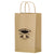 NATURAL KRAFT TWISTED PAPER HANDLE SHOPPER - 1N10513