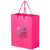 MATTE LAMINATED EURO TOTE BAG |8X4X10| - 2ML8410
