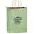 MATTE COLOR TWISTED PAPER HANDLE SHOPPER - 4M10513
