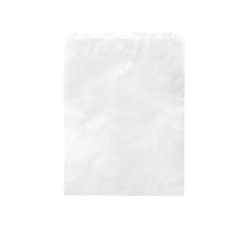 WHITE KRAFT MERCHANDISE BAG - 5M1215W