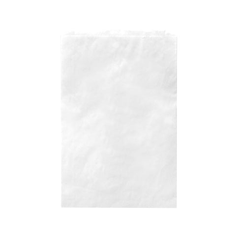 White Kraft Merchandise Bag - 5M12218W
