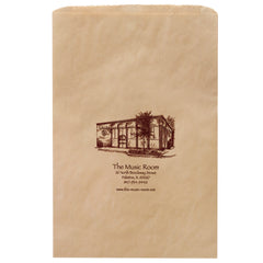 NATURAL KRAFT MERCHANDISE BAG - 5M16324