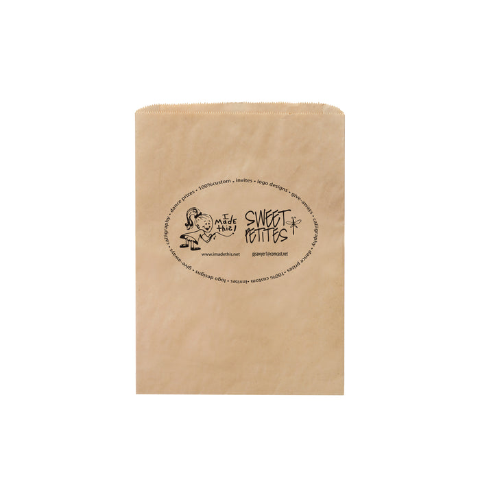 NATURAL KRAFT MERCHANDISE BAG - 5M811