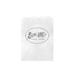 WHITE KRAFT MERCHANDISE BAG - 5M811W