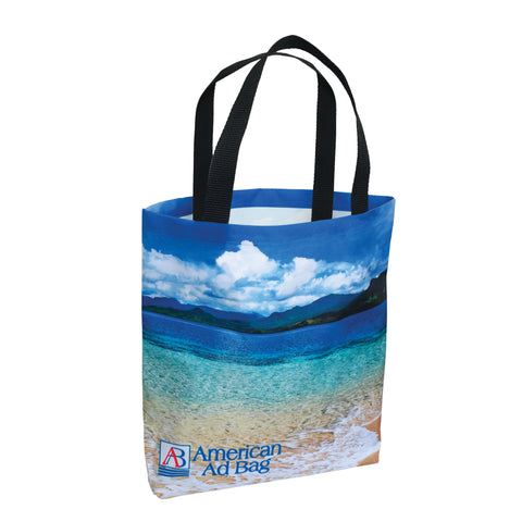 AMERICAN MADE POLYESTER TOTE BAG - AMSUB1313