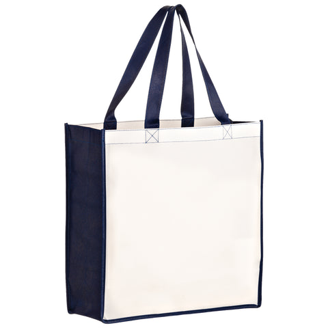 OPP LAMINATED NON-WOVEN SUBLIMATED TOTE BAG - SUBL13513