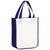OPP LAMINATED NON-WOVEN SUBLIMATED ROUNDED BOTTOM TOTE BAG - SUBL9411