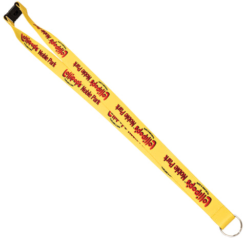 SUBLIMATED LANYARDS WITH O-RING - SUBLAN34