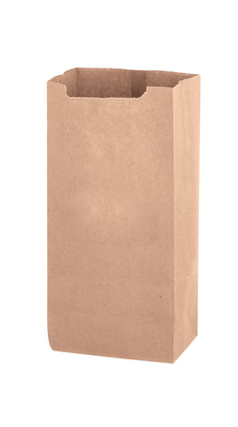 Natural Kraft 8# Nail and Coin Bag - 7HG8