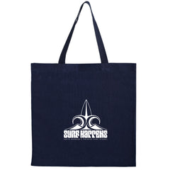COLOR COTTON CANVAS TOTE BAG - Bulk - |15X15| - CNC1515