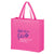 AWARENESS PINK NON-WOVEN TOTE BAG - Y2K13513BCA