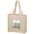 HEAVYWEIGHT COTTON TOTE BAG WITH 2 BOTTLE HOLDERS - Bulk - CH13513