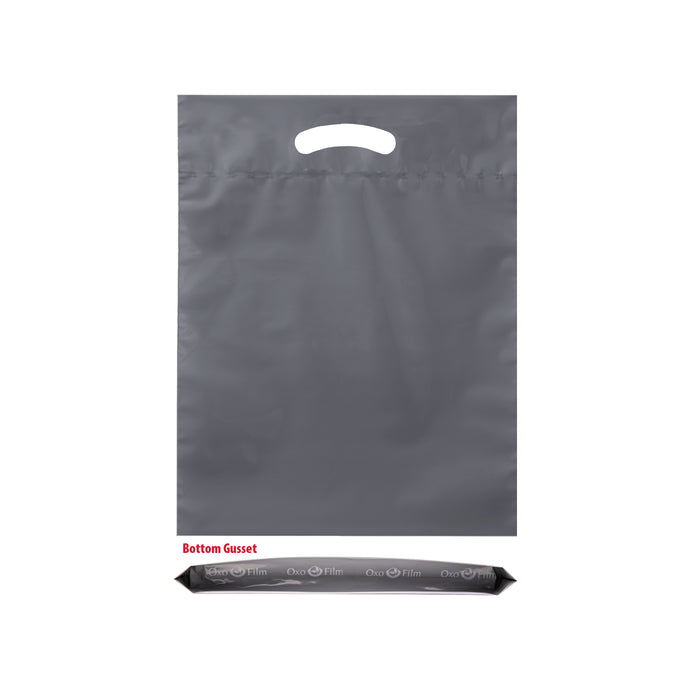 Oxo Reusable Fold Over Reinforced Die Cut Bag in Bulk Wholesale - 12BD1216