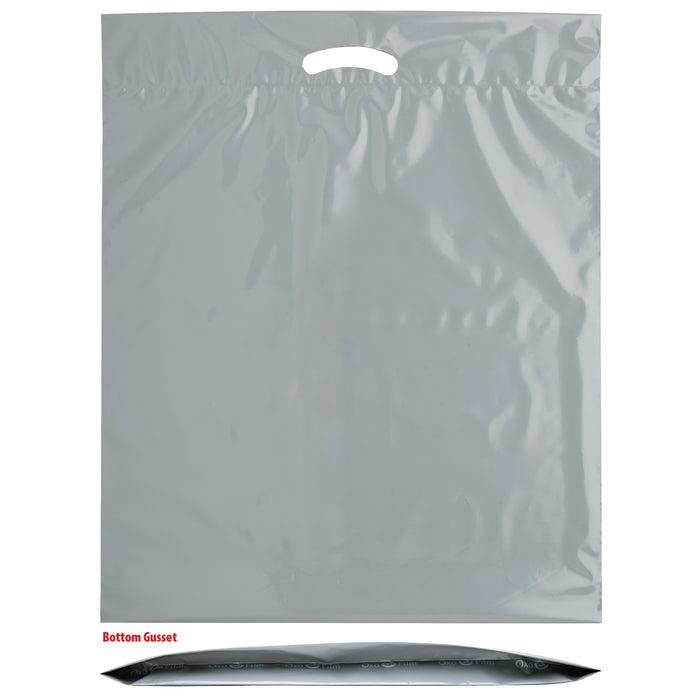 Oxo Reusable Fold-Over Reinforced Die Cut Bag in Bulk Wholesale - 12BD1822