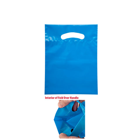 Oxo Reusable Fold-Over Reinforced Die Cut Bag in Bulk Wholesale - 12BD710