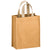 CYCLONE - WASHABLE KRAFT PAPER TOTE BAG WITH WEB HANDLE - WB8410