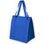 INSULATED NON-WOVEN GROCERY TOTE BAG AND POLY BOARD INSERT - Y2KC1315