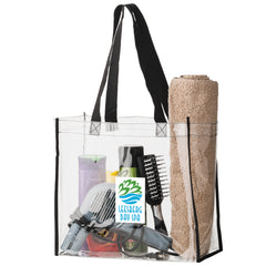 CRYSTAL CLEAR STADIUM BAG - SW12612