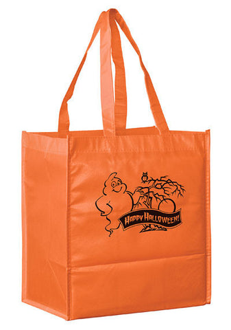 Stock Design Halloween Non-Woven Tote Bag in Bulk, Wholesale - Y2K13513G