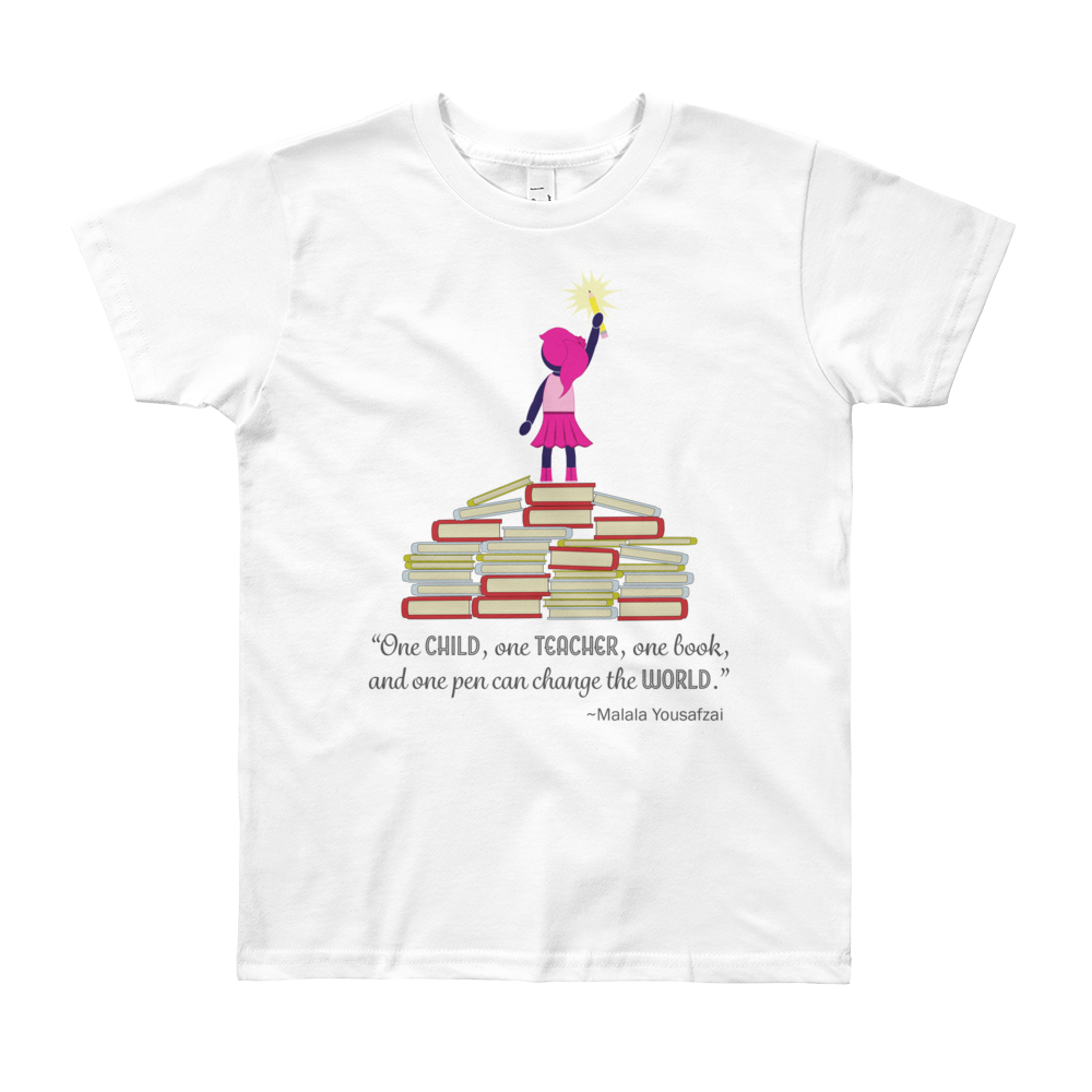 328ffc6c2 Girls Rule the School Kids T-Shirt - Classic Fit | Boundless Girl®