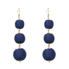 Load image into Gallery viewer, Candy BonBon Crispin Earrings