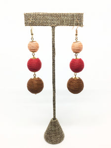 Candy BonBon Crispin Earrings