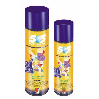 505 Spray and Fix Glue- 500ml
