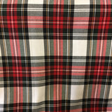 Dress Royal Stewart Tartan