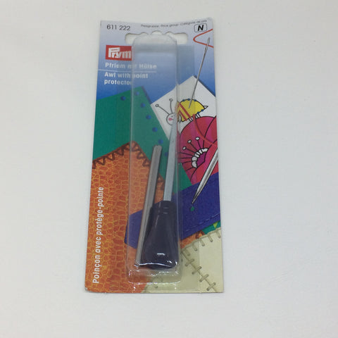 Prym Awl with Point Protector